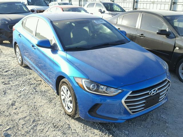 2017 hyundai elantra se for sale fl miami central. Black Bedroom Furniture Sets. Home Design Ideas