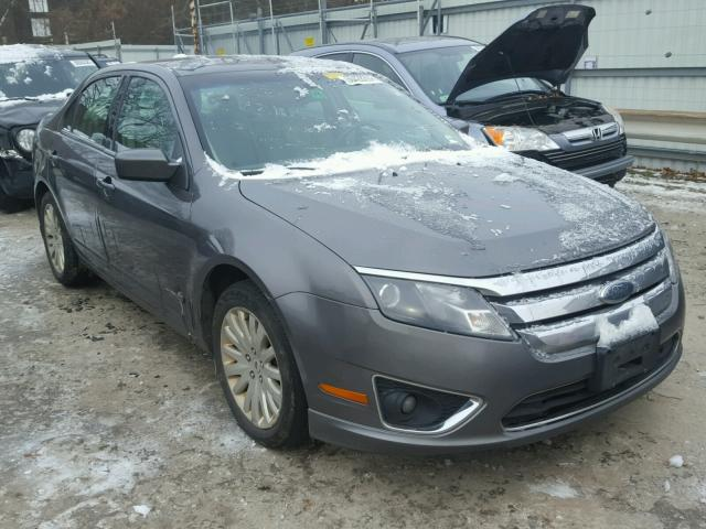 2010 ford fusion hybrid for sale ma north boston salvage cars copart usa. Black Bedroom Furniture Sets. Home Design Ideas
