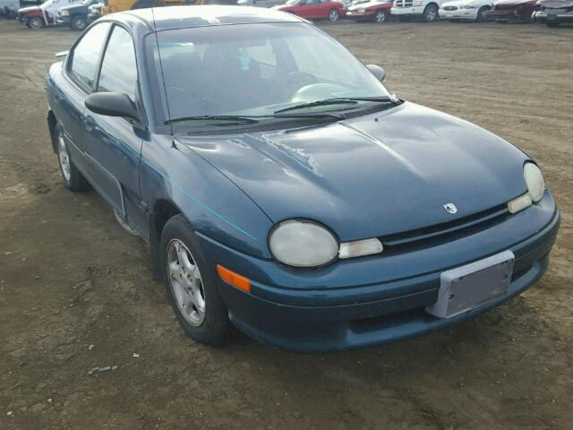 1996 Dodge Neon Highline Photos Salvage Car Auction Copart Usa