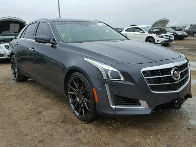 2014 cadillac cts vsport for sale tx houston salvage cars copart usa. Black Bedroom Furniture Sets. Home Design Ideas