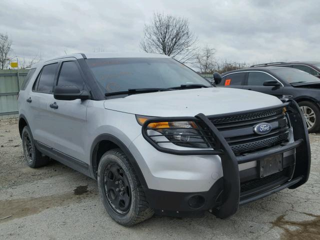 Ford Dealers Kansas City >> 2013 FORD EXPLORER POLICE INTERCEPTOR For Sale | KS - KANSAS CITY | Thu. Feb 08, 2018 - Salvage ...