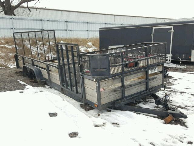 Trailers Trailer salvage cars for sale: 2013 Trailers Trailer