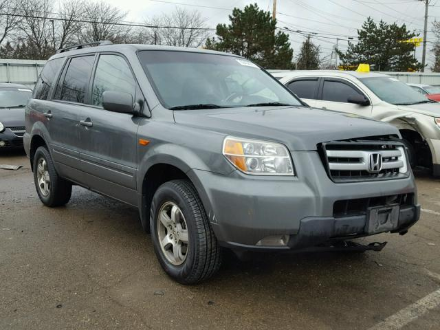 2007 Honda Pilot EXL for sale in Moraine, OH