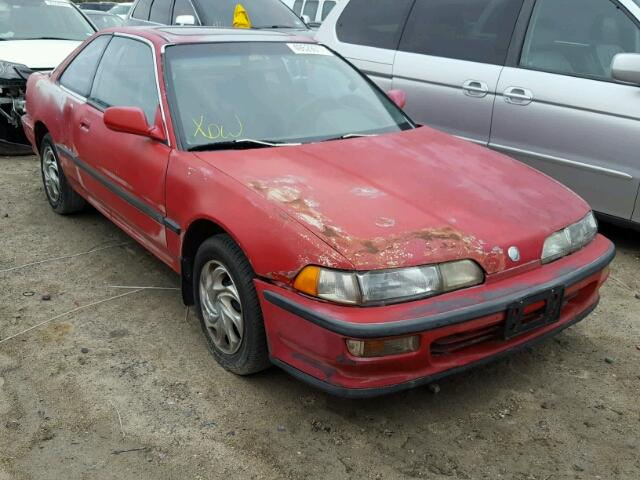 ACURA INTEGRA LS For Sale TX HOUSTON Salvage Cars - 1993 acura integra for sale