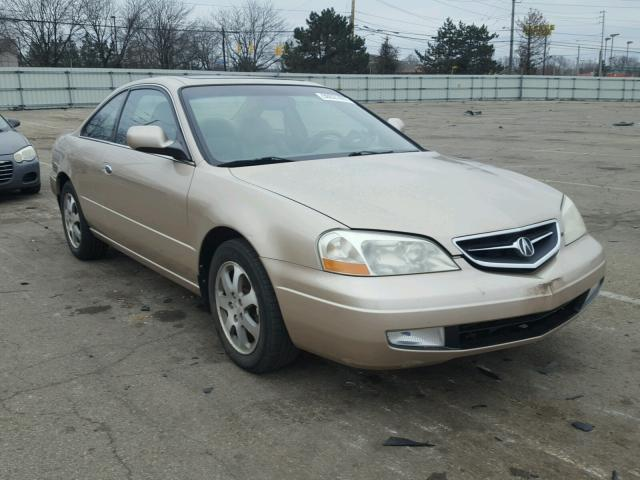 ACURA CL For Sale OH DAYTON Salvage Cars Copart USA - 2001 acura cl for sale