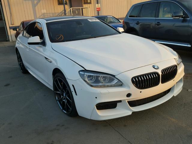 2013 Bmw 650 Xi For Sale Ca Los Angeles Salvage Cars