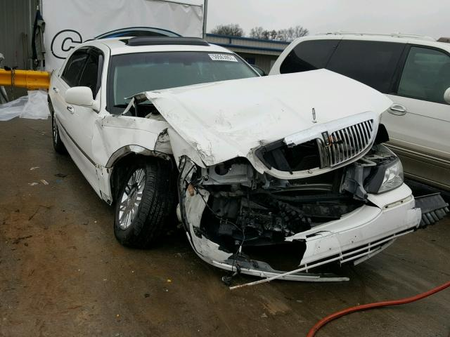 Auto Auction Ended On Vin 1lnhm82v06y631447 2006 Lincoln Town Car S