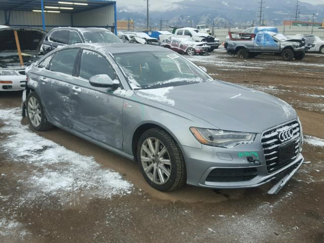 2014 audi a6 prestige for sale co colorado springs. Black Bedroom Furniture Sets. Home Design Ideas