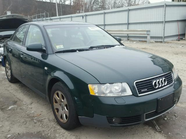Auto Auction Ended On VIN WAULCEA AUDI A T QU In - 2003 audi a4