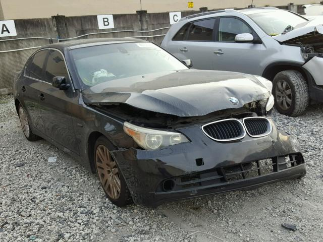 Auto Auction Ended On VIN WBAGGXDN BMW I AUTOM - 2005 bmw 740i