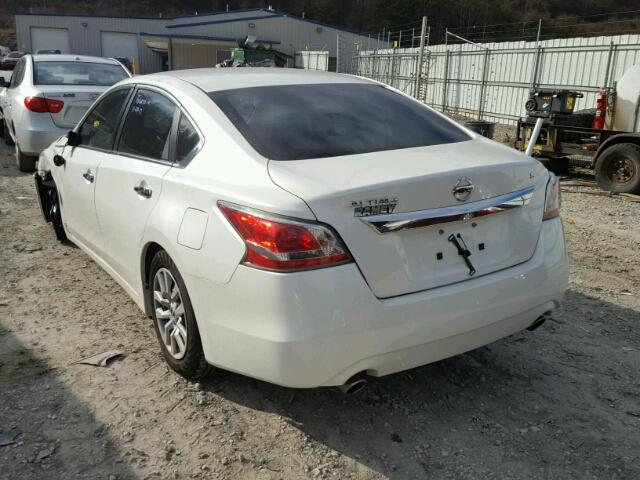 2015 Nissan Altima 2 5 For Sale At Copart Hurricane Wv