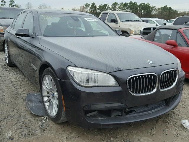 2014 BMW 750 LI 44L