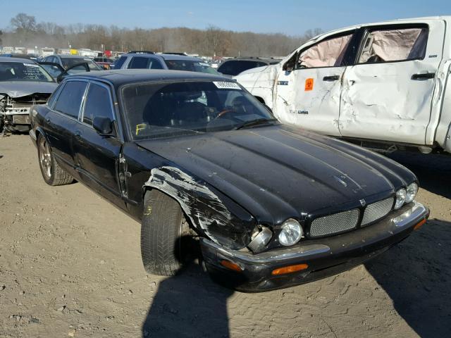 2003 jaguar xjr for sale ar little rock salvage cars. Black Bedroom Furniture Sets. Home Design Ideas