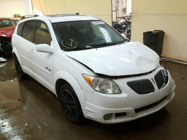 Auto Auction Ended On Vin 5y2sn66l95z469279 2005 Pontiac Vibe Gt In