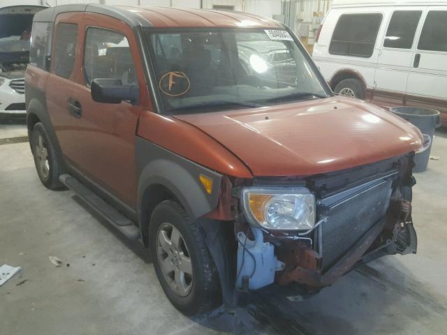 2004 HONDA ELEMENT EX 2.4L