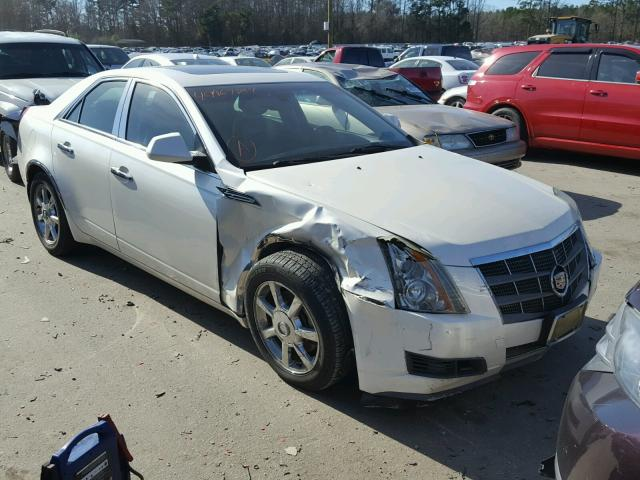 1G6DM577780124691 2008 CADILLAC CTS in NC - Raleigh