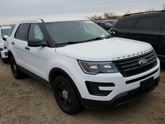 2017 ford explorer police interceptor for sale