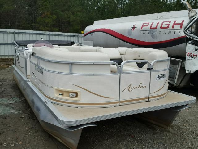 2007 AVAL BOAT