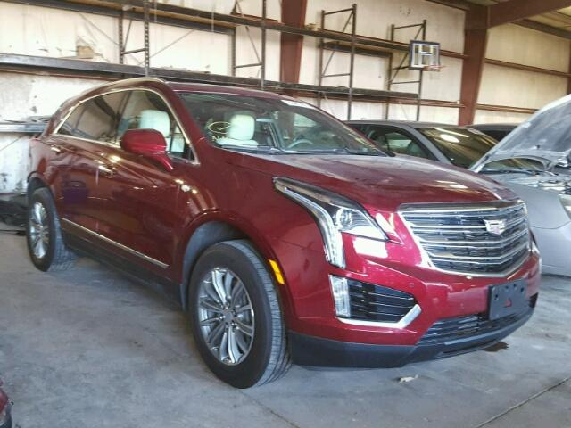 2017 CADILLAC XT5 LUXURY 3.6L