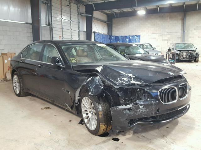 Auto Auction Ended On VIN WBAGNDR BMW LI In LA - 2010 bmw 745li