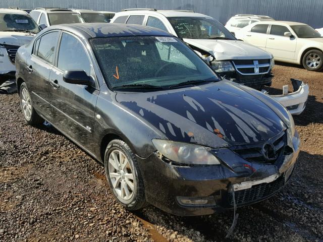 2007 Mazda 3 S For Sale Az Phoenix Salvage Cars