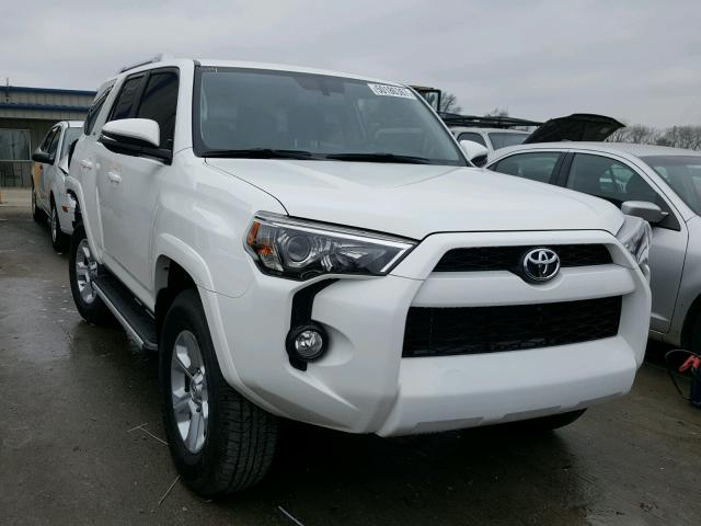 2017 toyota 4runner sr5 sr5 premium for sale tn nashville salvage cars copart usa. Black Bedroom Furniture Sets. Home Design Ideas