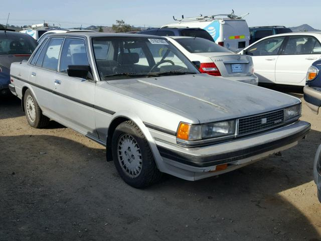 1986 toyota cressida luxury for sale ca san jose salvage cars copart usa. Black Bedroom Furniture Sets. Home Design Ideas