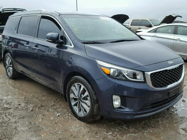 2015 kia sedona ex for sale tx houston salvage cars. Black Bedroom Furniture Sets. Home Design Ideas