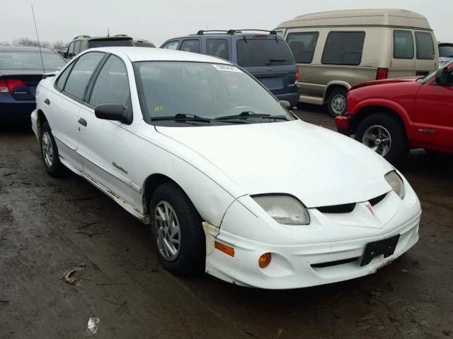 Auto Auction Ended On Vin 1g2jb5241y7397835 2000 Pontiac Sunfire Se