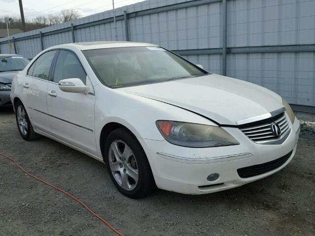 Auto Auction Ended On VIN JHKBC ACURA RL In PA - 2005 acura rl for sale by owner