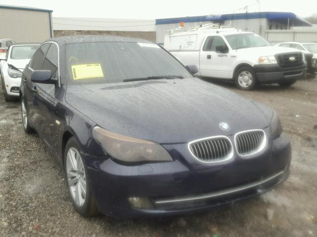 Auto Auction Ended On VIN WBANVXC BMW XI In AL - 2009 bmw 528xi