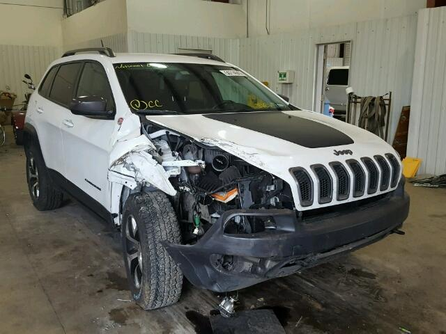 Auto Auction Ended On Vin 1c4pjmbb8ew220699 2014 Jeep Cherokee T In