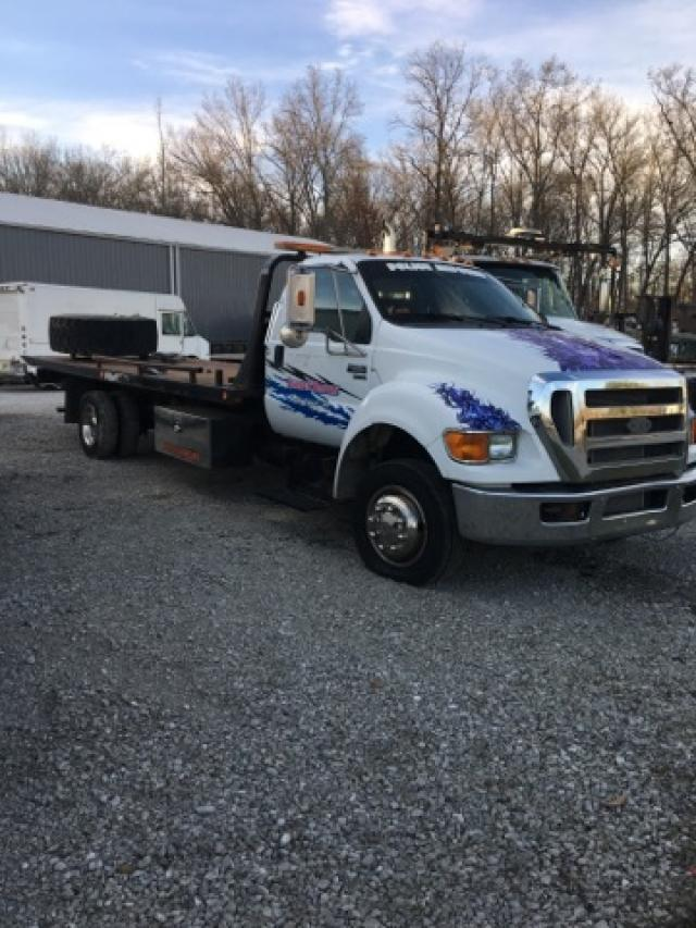 2008 FORD F650 SUPER DUTY Photos - Salvage Car Auction - Copart USA