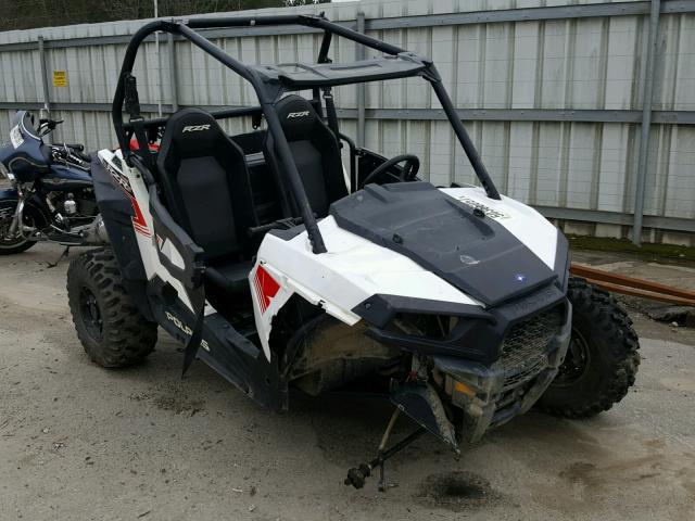 2016 POLARIS RZR S 900 2