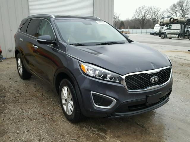 auto auction ended on vin 5xypg4a38gg163316 2016 kia sorento lx in mo springfield. Black Bedroom Furniture Sets. Home Design Ideas