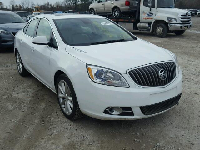 Salvage Buick Verano For Sale At Copart Auto Auction Autobidmaster