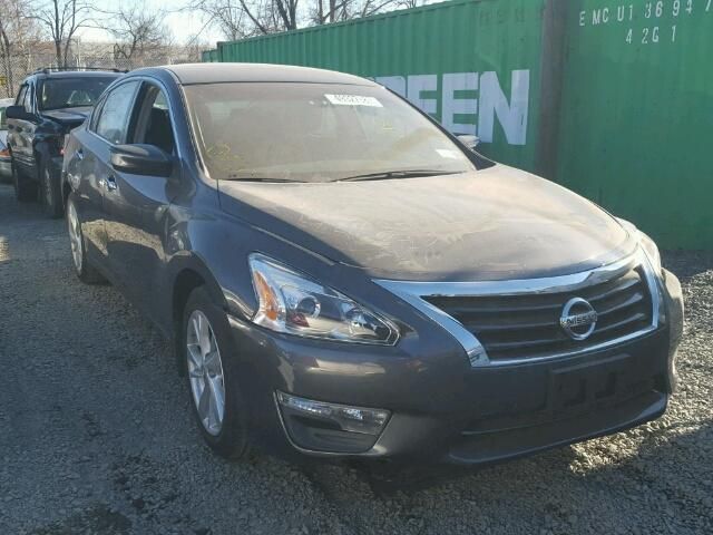 Auto Auction Ended on VIN: 1N4AL3AP6DN433250 2013 NISSAN ALTIMA 2.5 ...