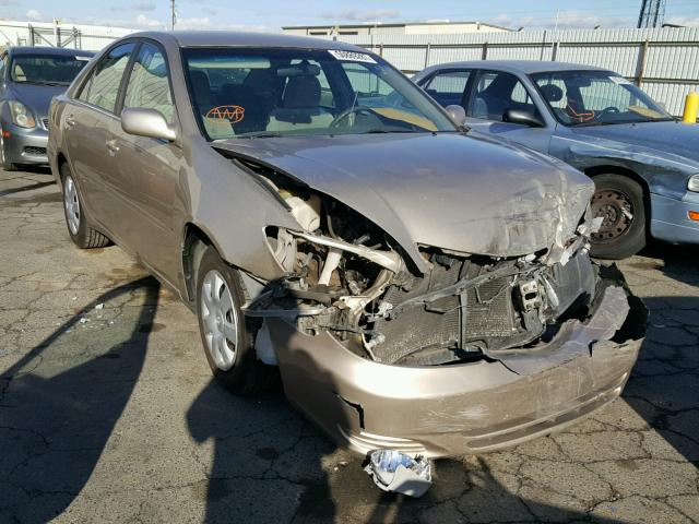 4T1BE32K43U743246 2003 TOYOTA CAMRY LE in CA - Fresno