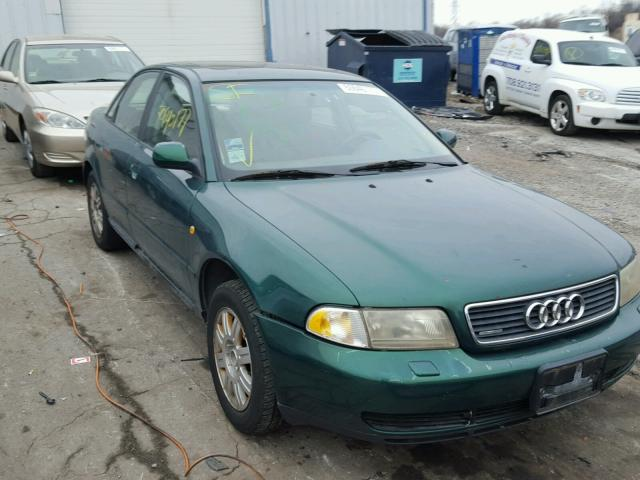 Auto Auction Ended On VIN WAUCBDWA AUDI A T QU In - 1998 audi a4