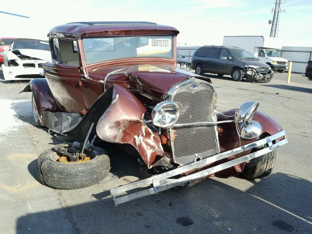 Auto Auction Ended On Vin Ca969969 1930 Ford Coupe In Ca Rhautobidmaster: 1930 Ford Model A Vin Number Location At Gmaili.net