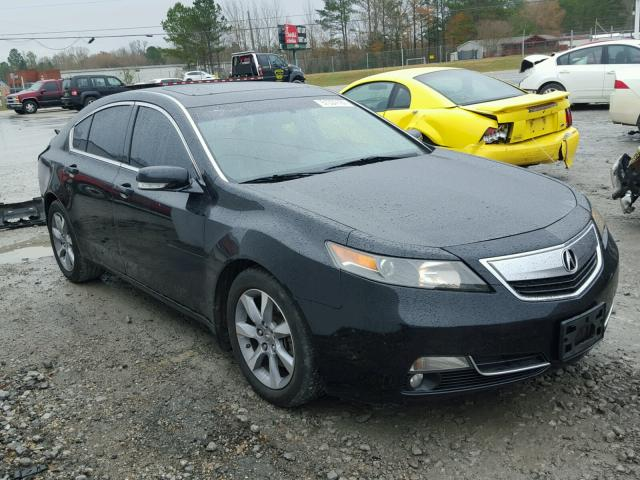 2012 acura tl for sale al montgomery salvage cars copart usa. Black Bedroom Furniture Sets. Home Design Ideas