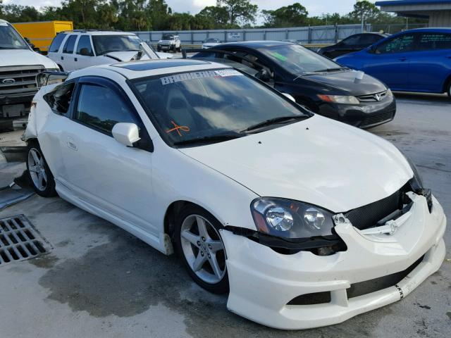Auto Auction Ended On VIN JHDCC ACURA RSX TYPES - Acura rsx type s 2003