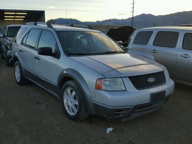 Auto Auction Ended On Vin 1fmzk01155ga09067 2005 Ford Freestyle In