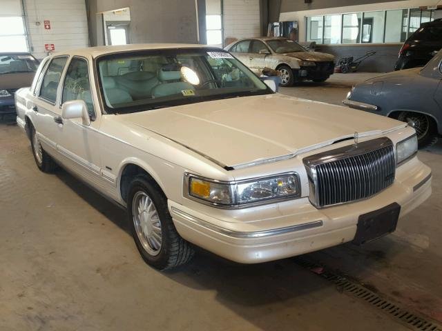 Auto Auction Ended On Vin 1lnlm83w8vy679536 1997 Lincoln Town Car C