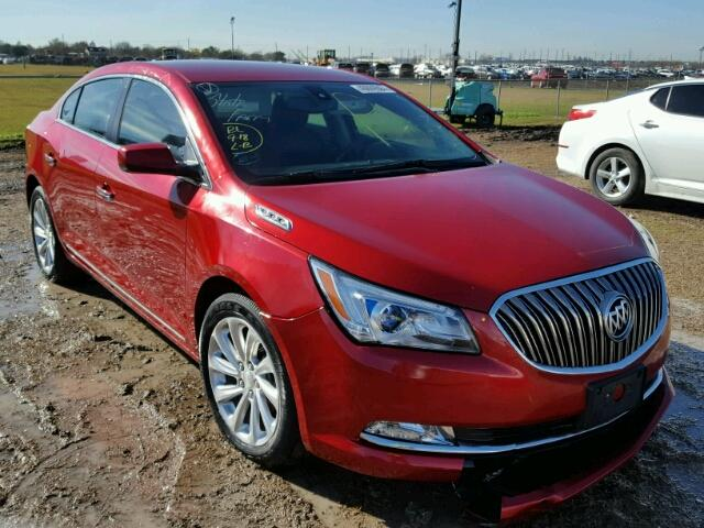 2014 buick lacrosse for sale tx houston salvage cars copart usa. Black Bedroom Furniture Sets. Home Design Ideas