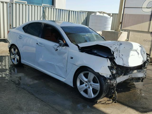 2008 lexus isf sale at copart middle east