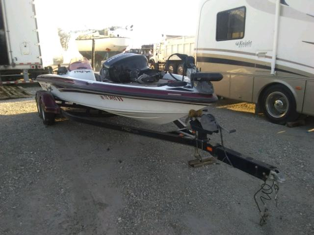 Procraft salvage cars for sale: 2008 Procraft Boat
