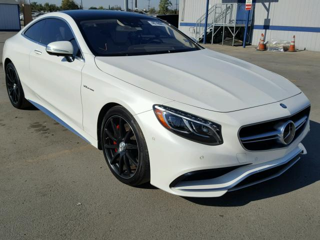 Auto Auction Ended On Vin Wddxj7jb7fa007587 2015 Mercedes