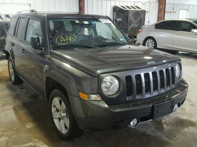 2015 Jeep Patriot Limited Photos Salvage Car Auction Copart Usa