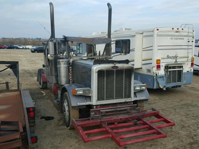 2007 PETERBILT 379 6 for Sale TX - Waco VIN